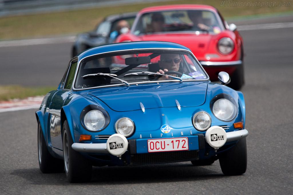 Alpine A110   - 2011 Spa Classic