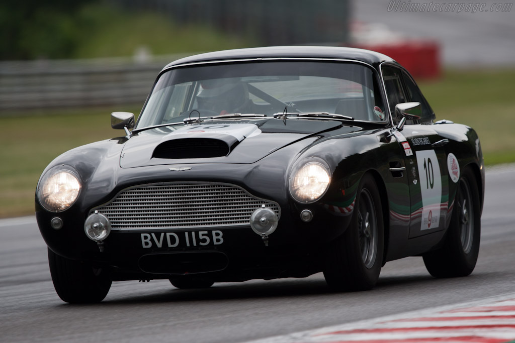 Aston Martin DB4 GT - Chassis: DB4GT/0137/R   - 2011 Spa Classic