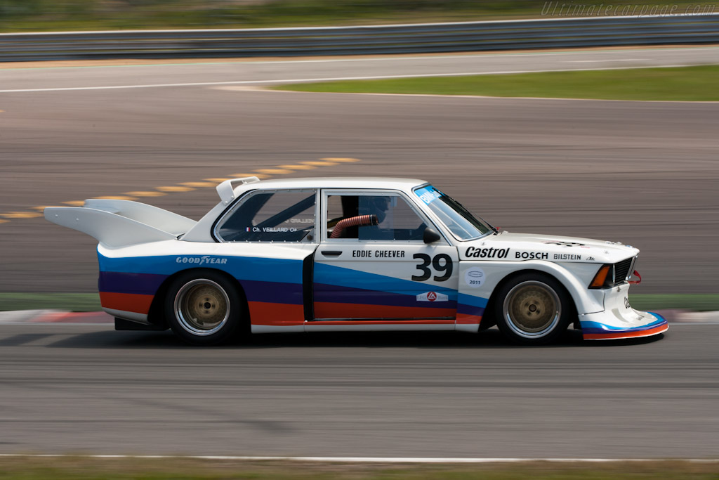 BMW 320i Group 5    - 2011 Spa Classic