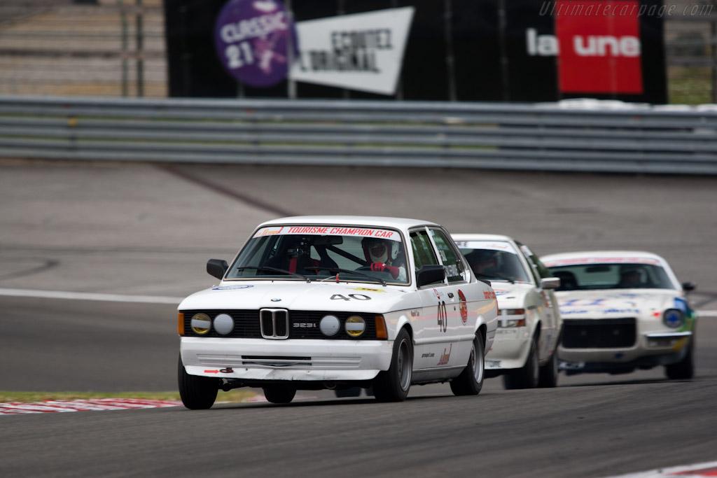 BMW 323i    - 2011 Spa Classic