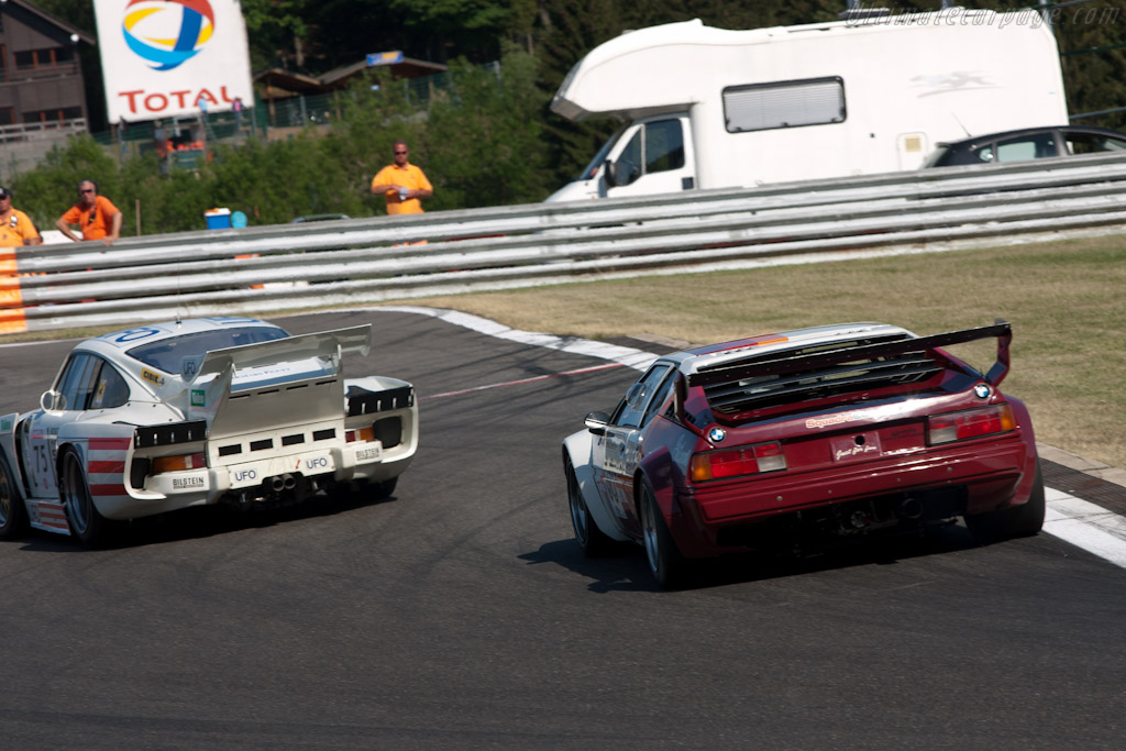BMW M1 Group 4 - Chassis: 4301063   - 2011 Spa Classic