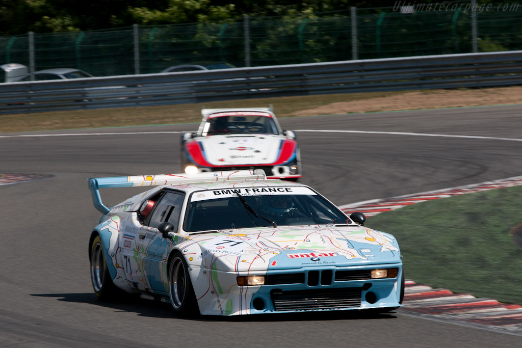BMW M1 Group 4 - Chassis: 4301245   - 2011 Spa Classic