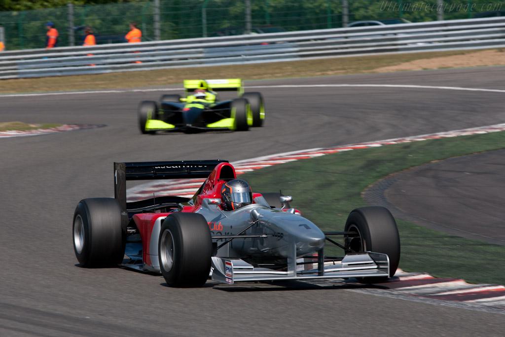 Benetton B197 Judd    - 2011 Spa Classic