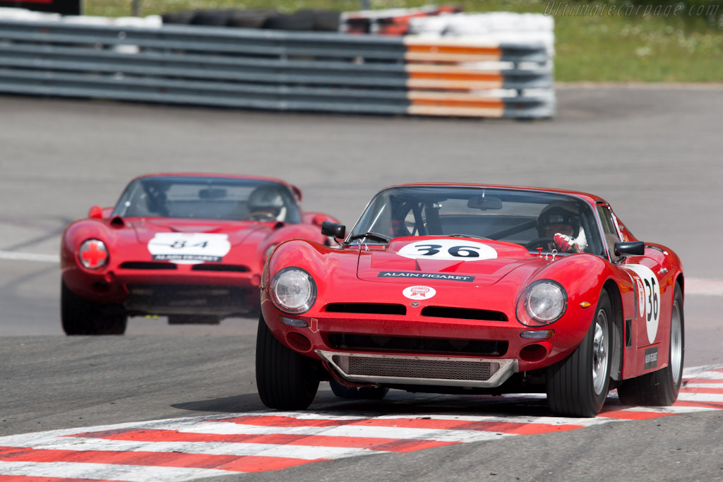Bizzarrini 5300 GT Strada    - 2011 Spa Classic