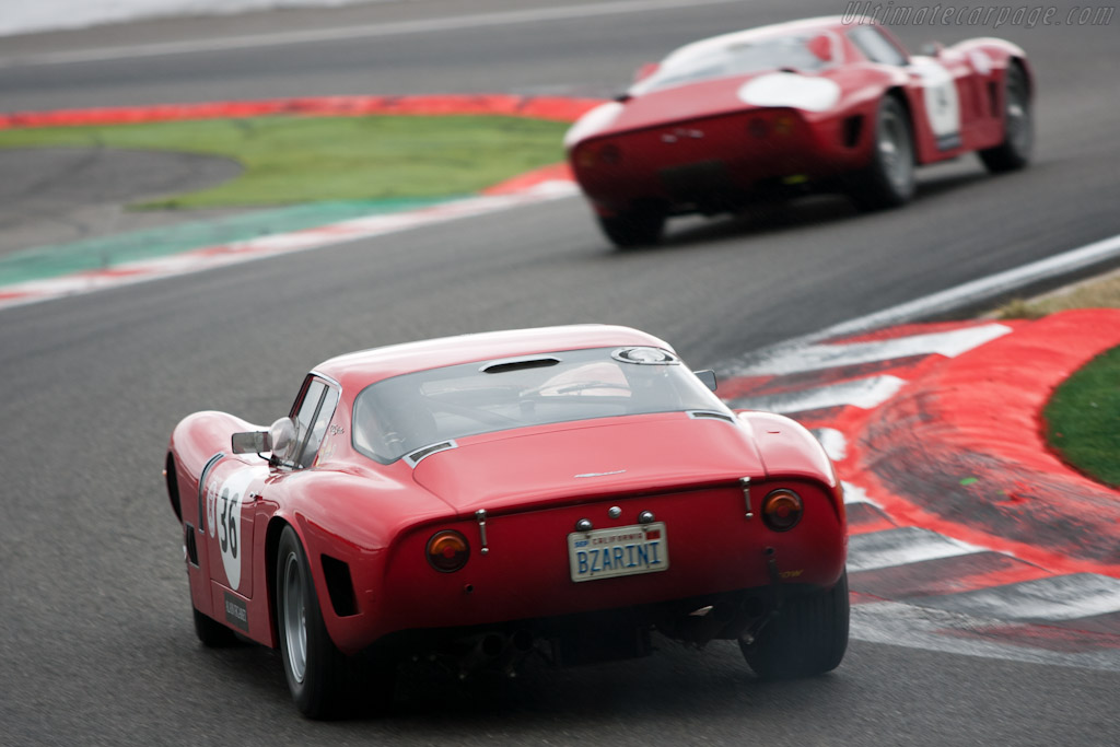 Bizzarrini 5300 GT Strada    - 2011 Spa Classic