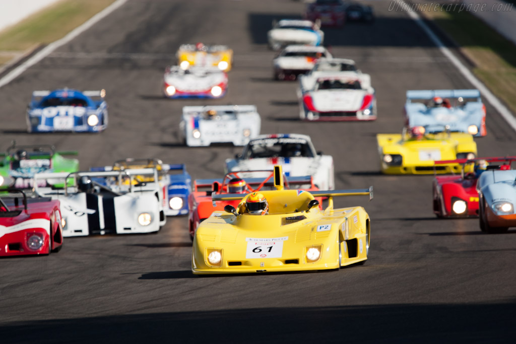 CER 2 Start - Chassis: 043   - 2011 Spa Classic