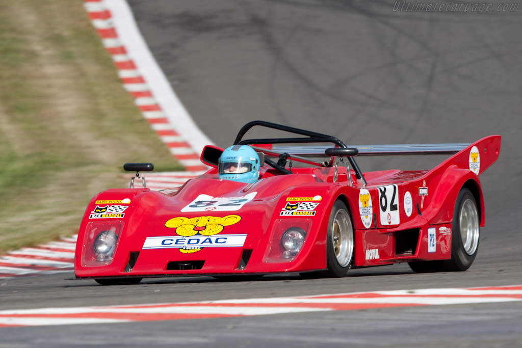 Cheetah G601 - Chassis: G601-1   - 2011 Spa Classic