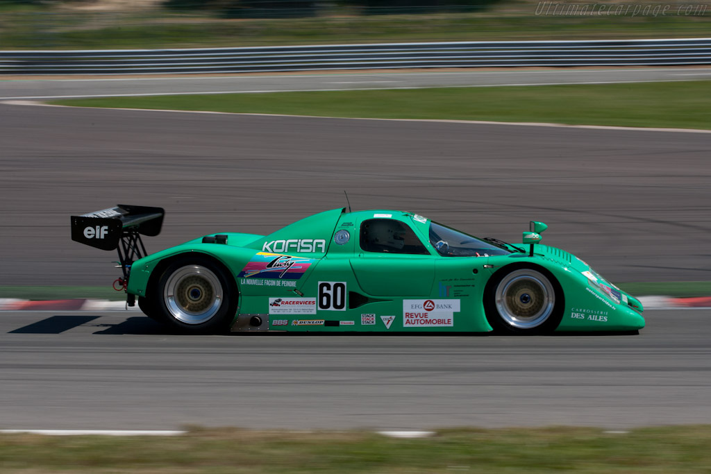 Cheetah G606 - Chassis: 002   - 2011 Spa Classic