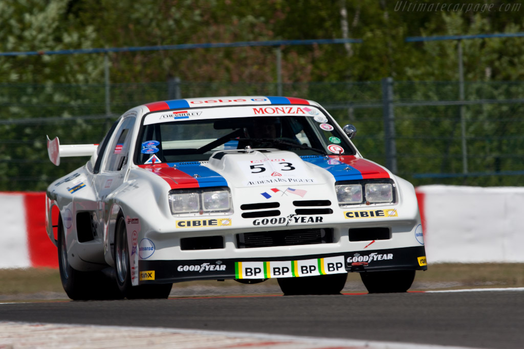 Chevrolet Dekon Monza   - 2011 Spa Classic