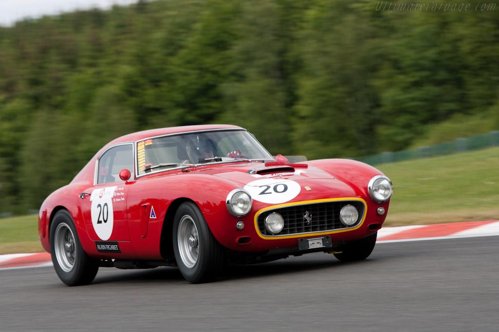 Ferrari 250 GT SWB - Chassis: 1811GT   - 2011 Spa Classic