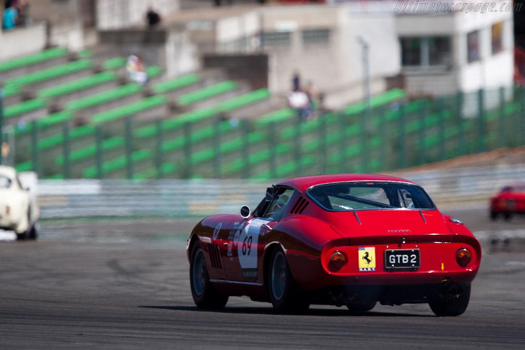 Ferrari 275 GTB - Chassis: 08213   - 2011 Spa Classic