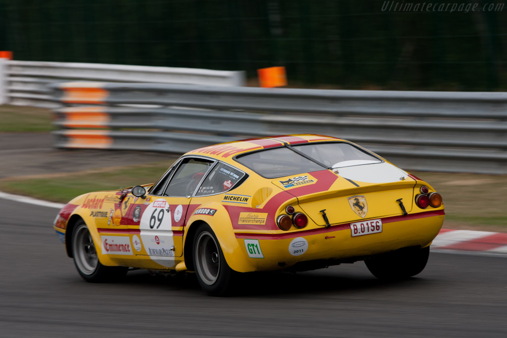 Ferrari 365 GTB/4 Daytona Competizione - Chassis: 16717   - 2011 Spa Classic