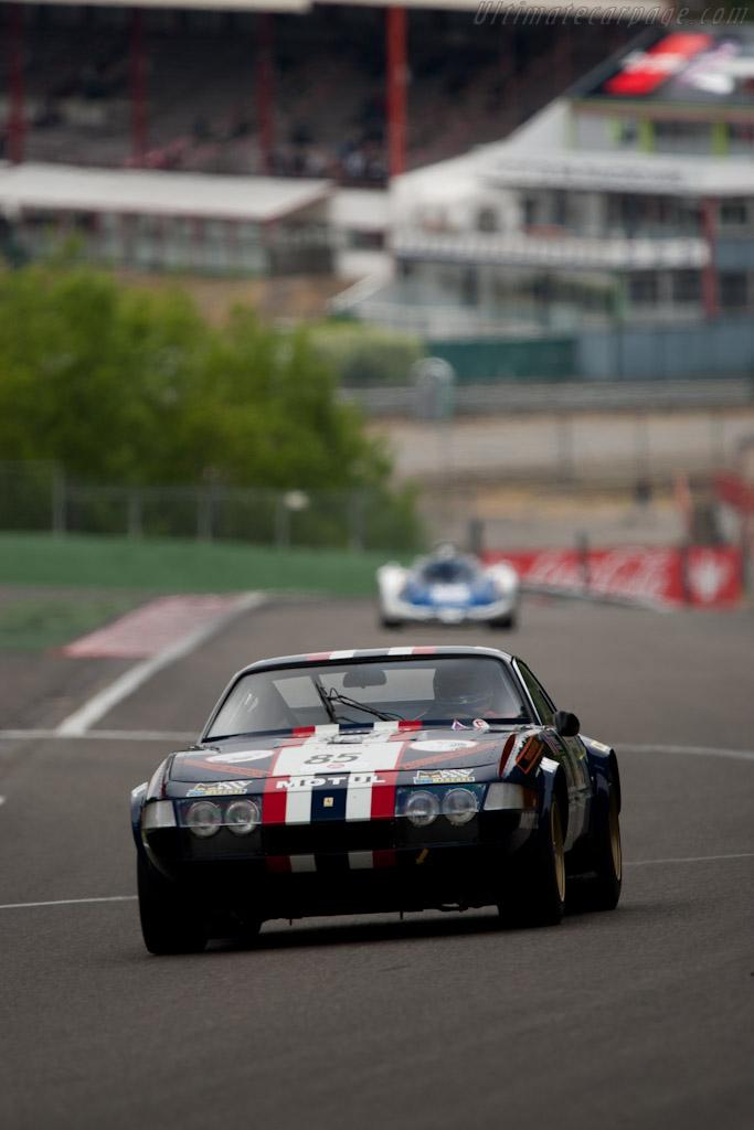Ferrari 365 GTB/4 Daytona Competizione - Chassis: 13367   - 2011 Spa Classic