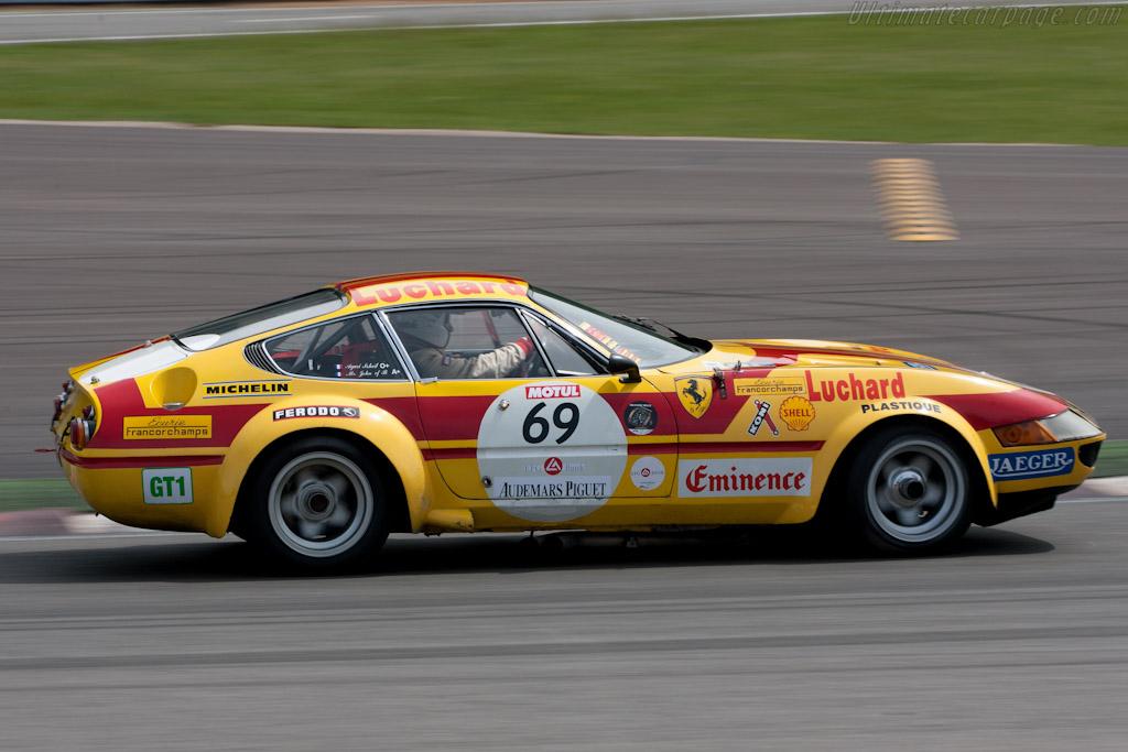Ferrari 365 Gtb 4 Daytona Competizione Chassis 16717