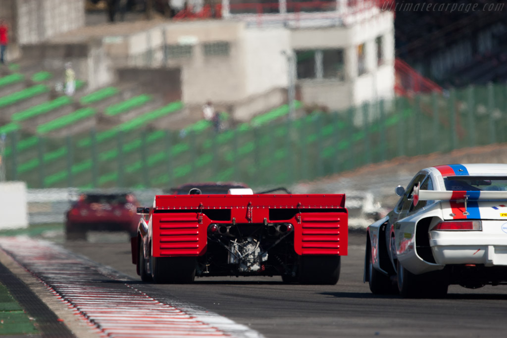 Ferrari 712 Can-Am - Chassis: 1010 - Driver: Paul Knapfield  - 2011 Spa Classic