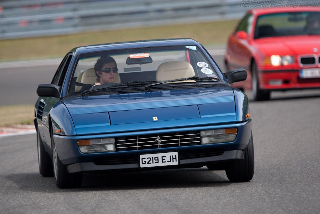 Ferrari Mondial    - 2011 Spa Classic