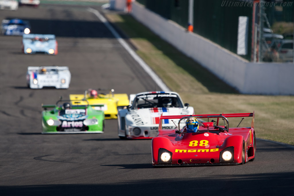 GRD S73 - Chassis: S73-073   - 2011 Spa Classic