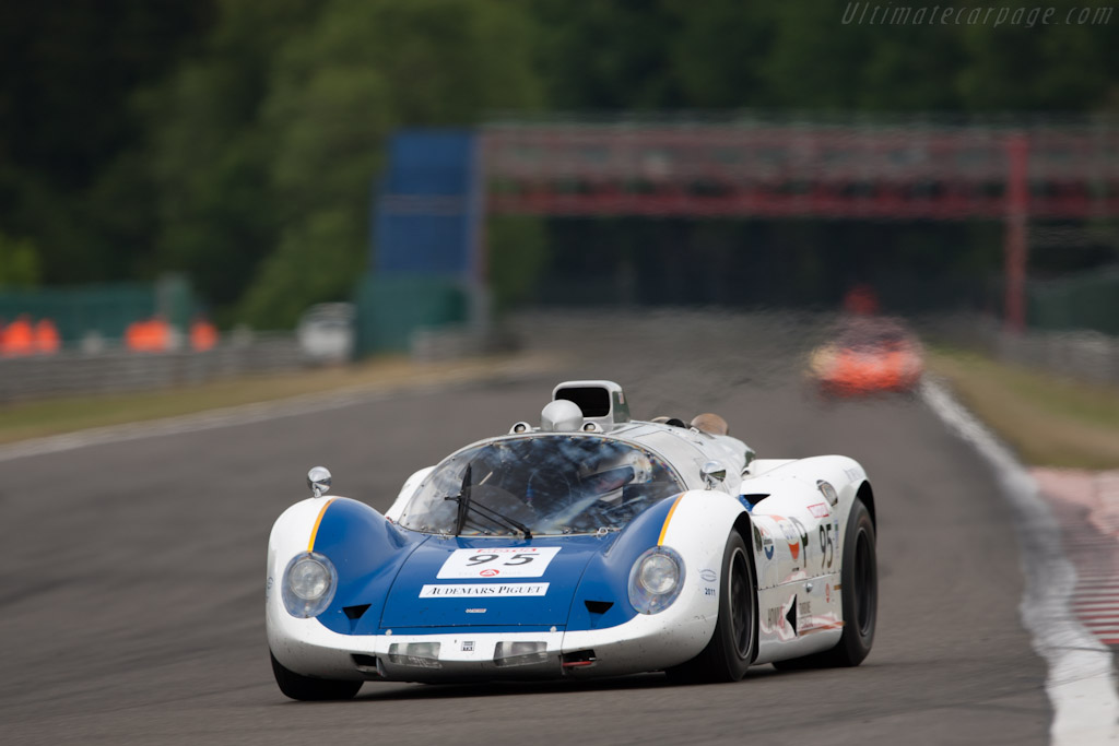 Howmet TX - Chassis: 002   - 2011 Spa Classic