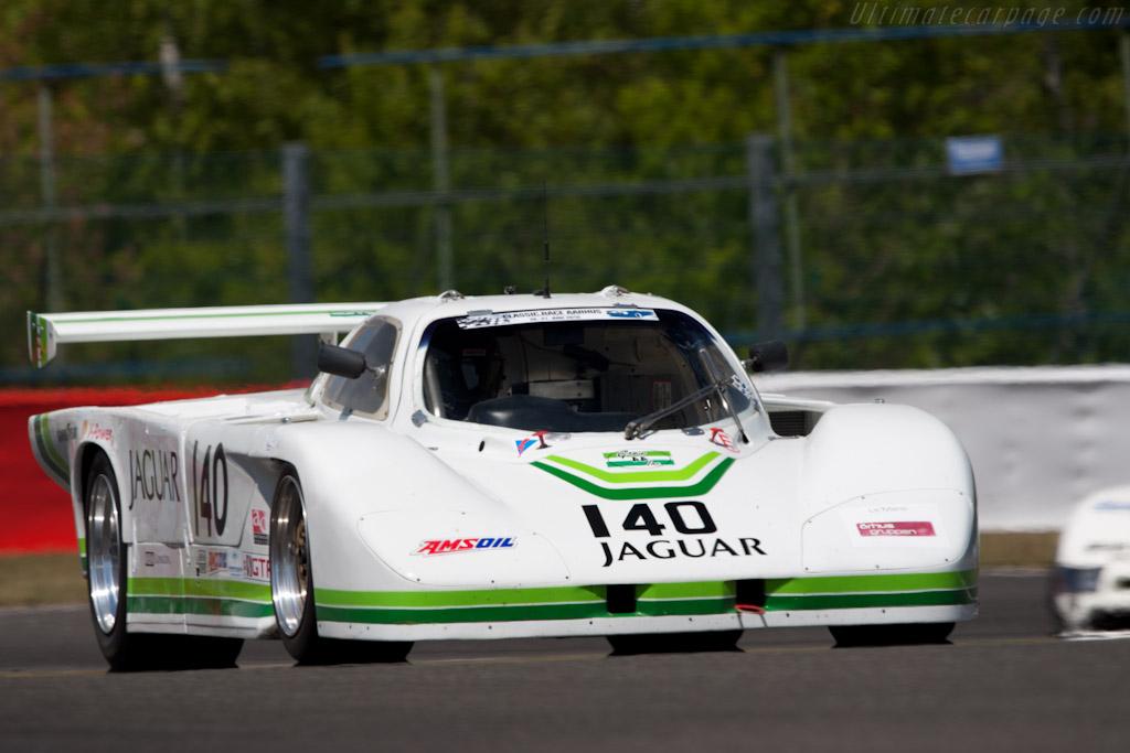 Jaguar XJR-5 - Chassis: XJR-5/006   - 2011 Spa Classic