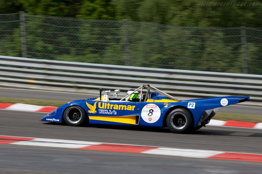 Lola T296 - Chassis: HU87   - 2011 Spa Classic