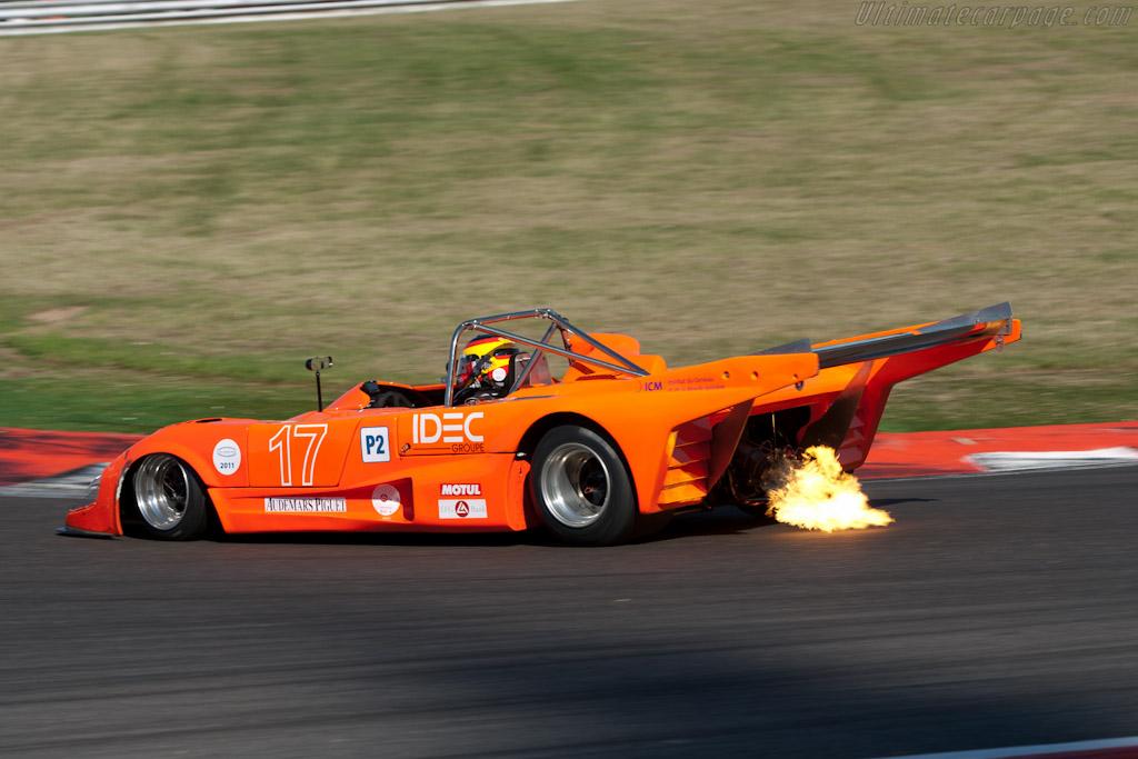 Lola T298 - Chassis: HU97   - 2011 Spa Classic
