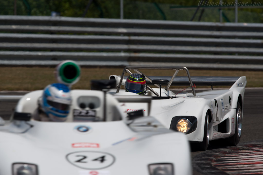 Lola T298 - Chassis: HU106   - 2011 Spa Classic