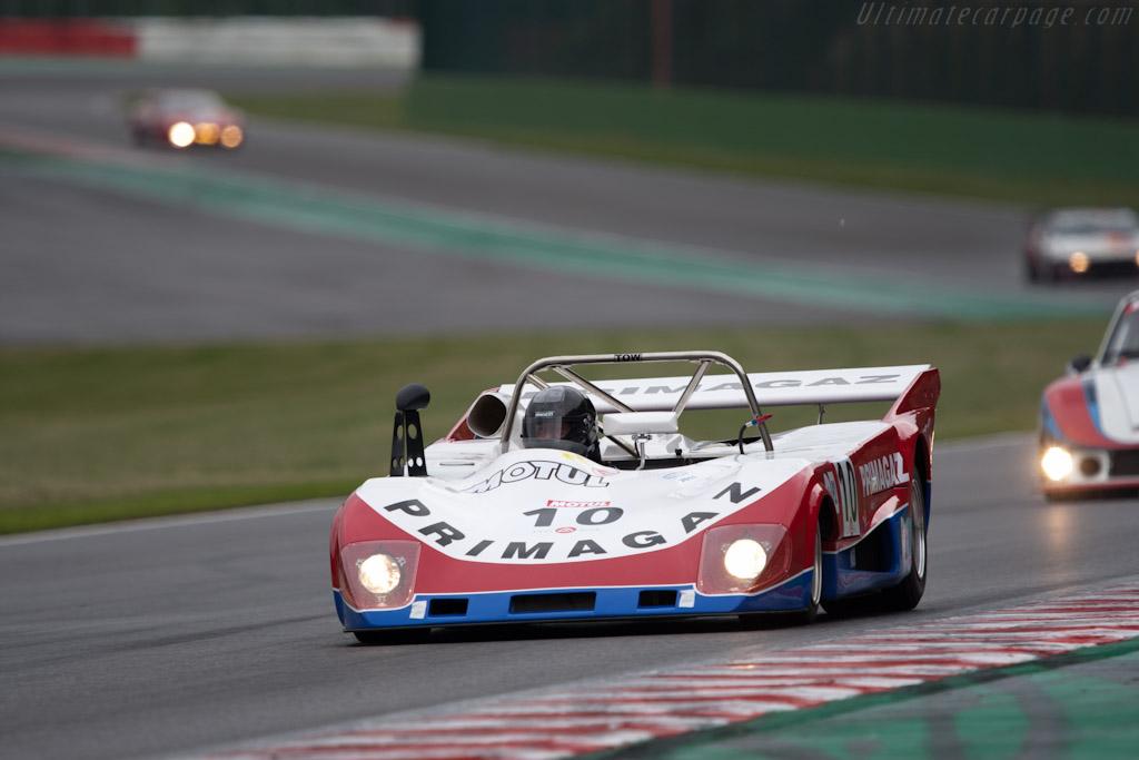 Lola T298 - Chassis: HU104  - 2011 Spa Classic