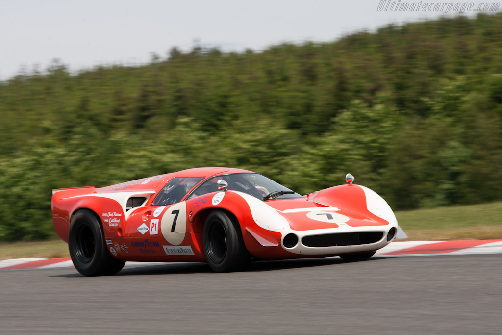 Lola T70 Mk3 - Chassis: SL73/129   - 2011 Spa Classic