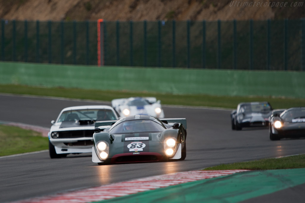 Lola T70 Mk3b - Chassis: SL76/147   - 2011 Spa Classic