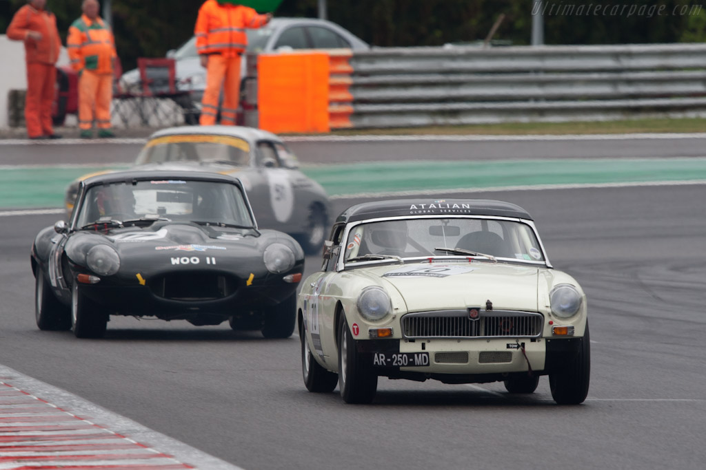 MGB    - 2011 Spa Classic