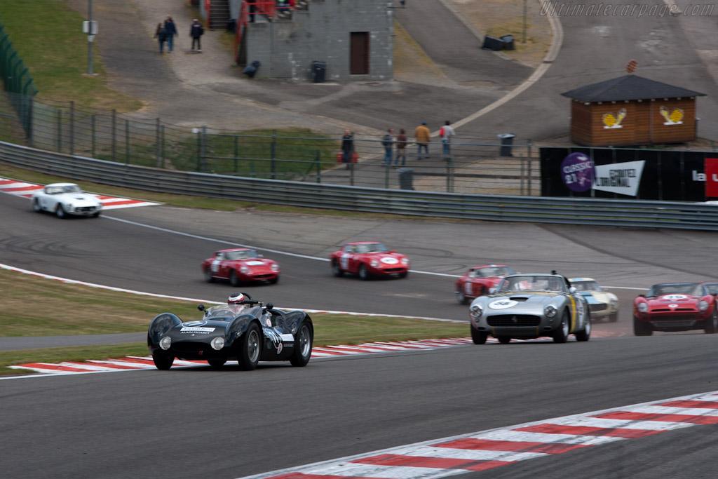 Maserati Tipo 61 'Birdcage' - Chassis: 2454   - 2011 Spa Classic
