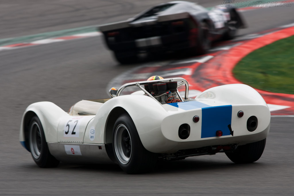 McLaren M1A - Chassis: 20-10   - 2011 Spa Classic