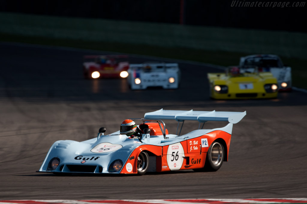 Mirage M6 Cosworth - Chassis: GR7/701 - Driver: Marc Devis  - 2011 Spa Classic