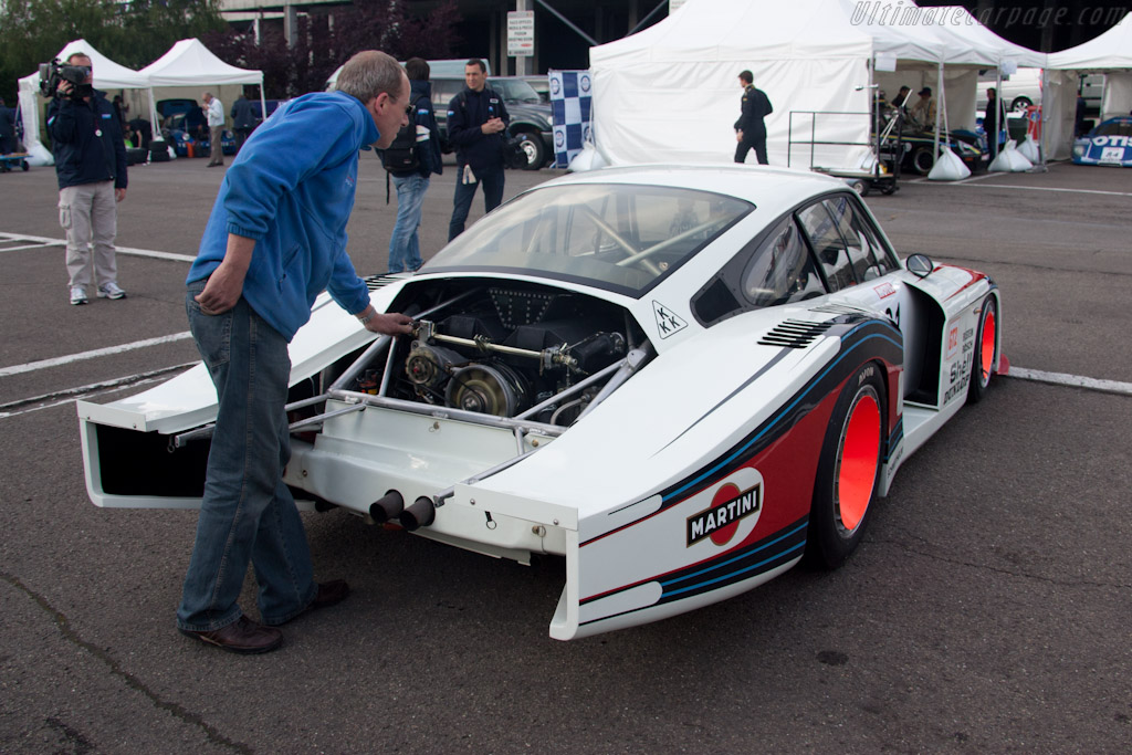 Moby Dick - Chassis: 935-007   - 2011 Spa Classic