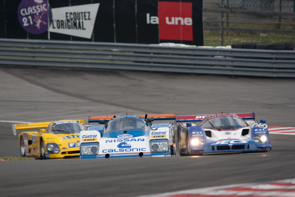 Nissan R88C - Chassis: 87G-3   - 2011 Spa Classic
