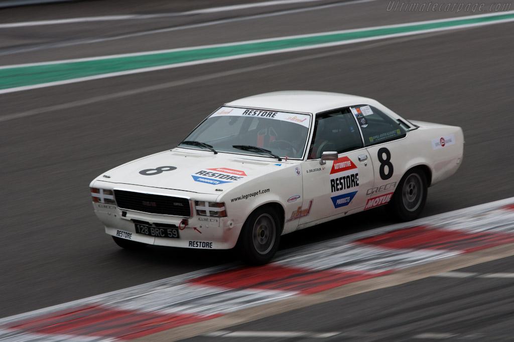 Opel Commodore   - 2011 Spa Classic