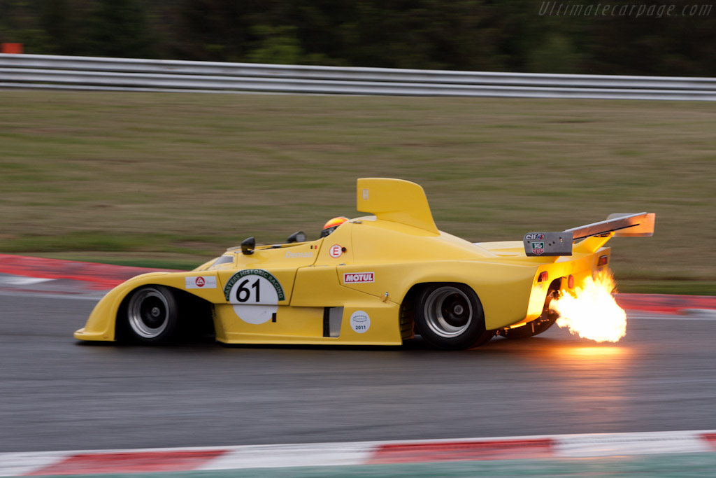Osella PA4 - Chassis: 043   - 2011 Spa Classic