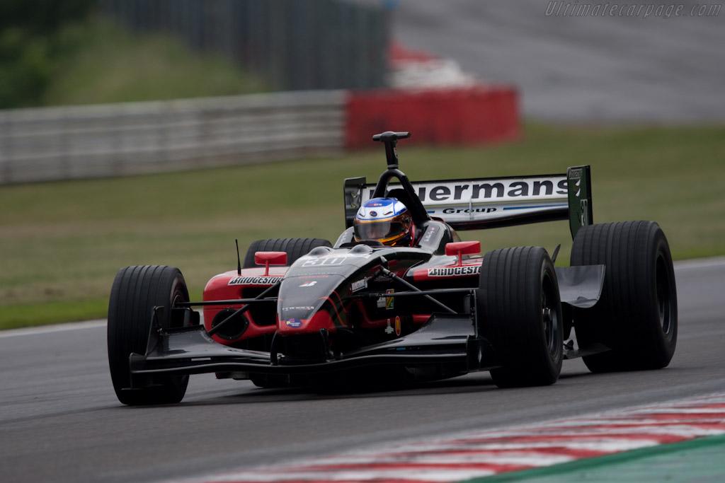 Panoz DP01    - 2011 Spa Classic