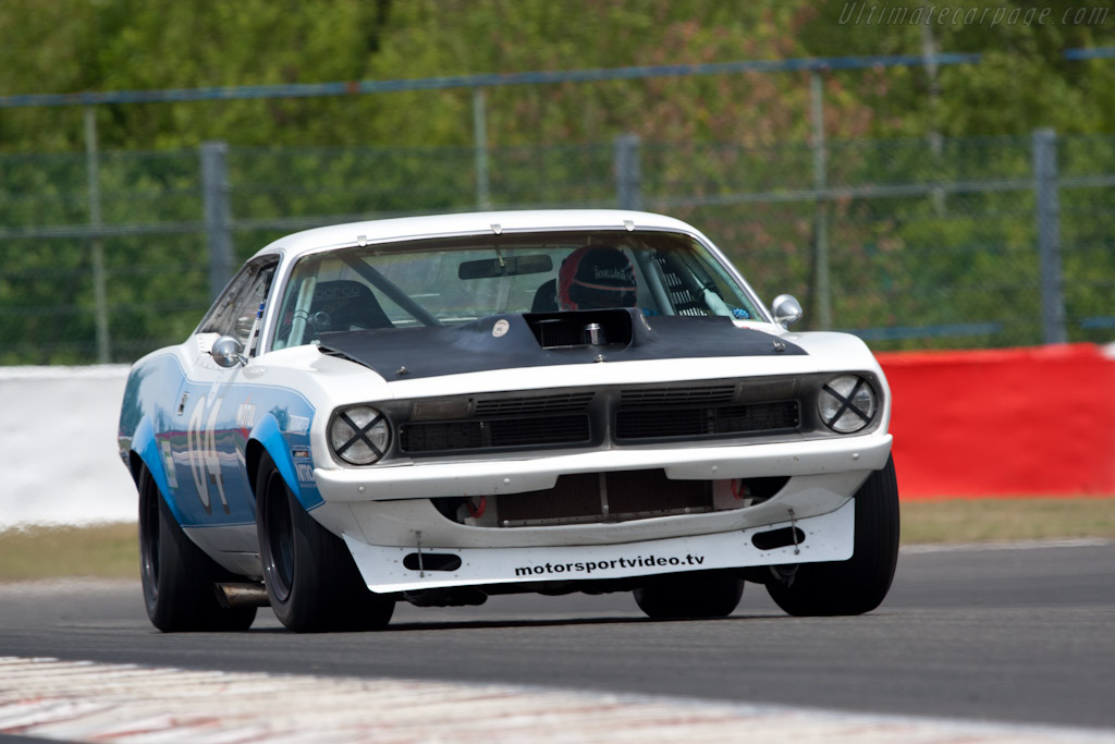 Plymouth Barracuda    - 2011 Spa Classic