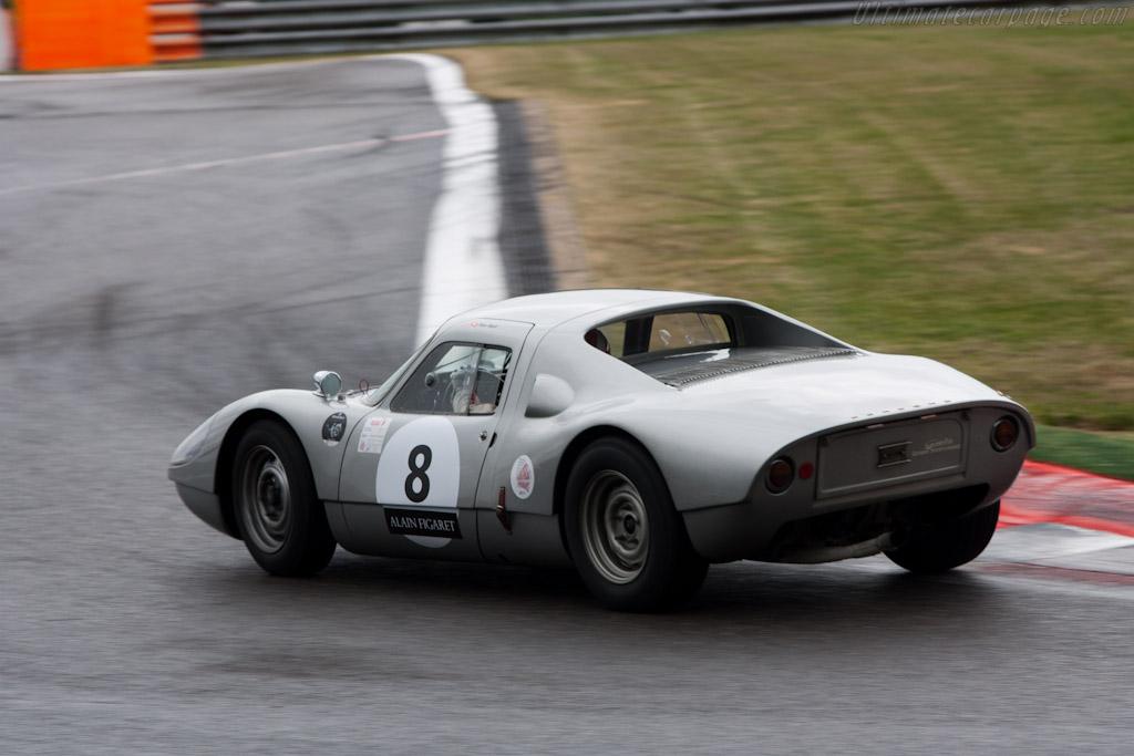 Porsche 904 - Chassis: 904-059   - 2011 Spa Classic