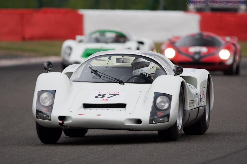 Porsche 906    - 2011 Spa Classic