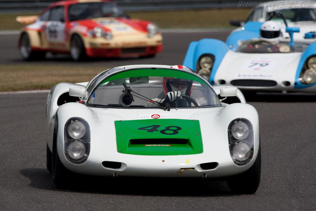 Porsche 910 - Chassis: 910-019   - 2011 Spa Classic