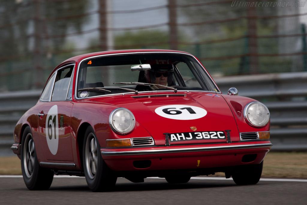 Porsche 911    - 2011 Spa Classic