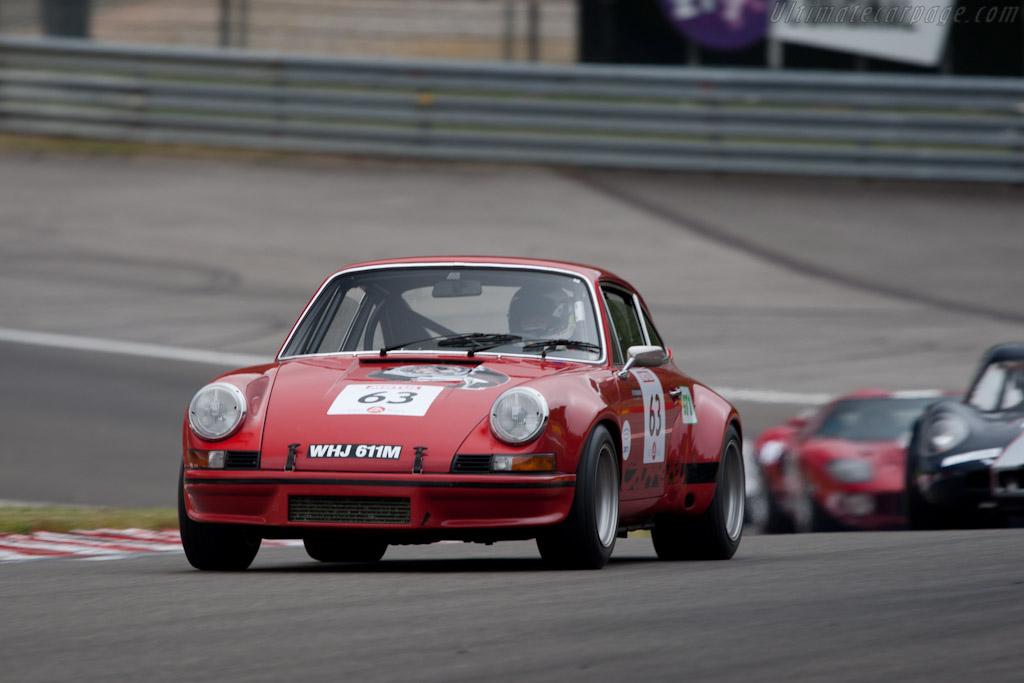 Porsche 911 Carrera RSR 2.8    - 2011 Spa Classic