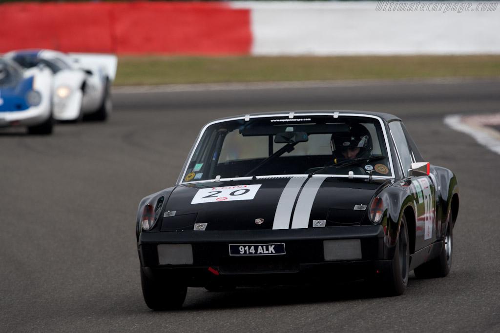Porsche 914/6    - 2011 Spa Classic