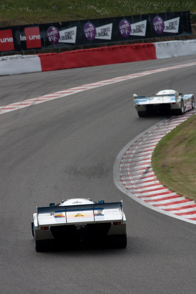Porsche 956 - Chassis: 956-118   - 2011 Spa Classic