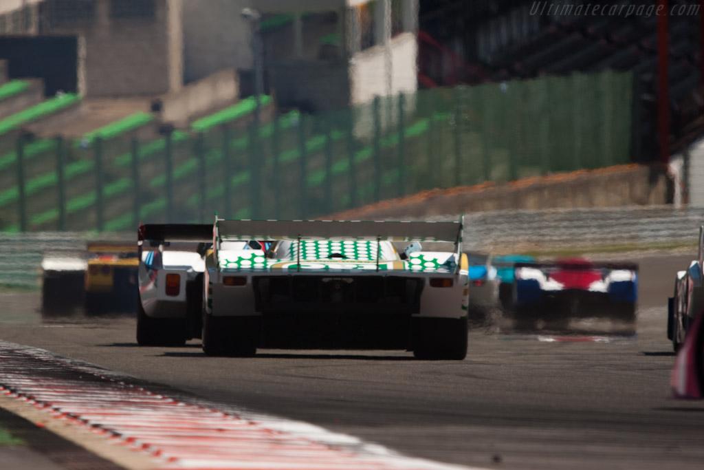 Porsche 962 - Chassis: 962-141   - 2011 Spa Classic