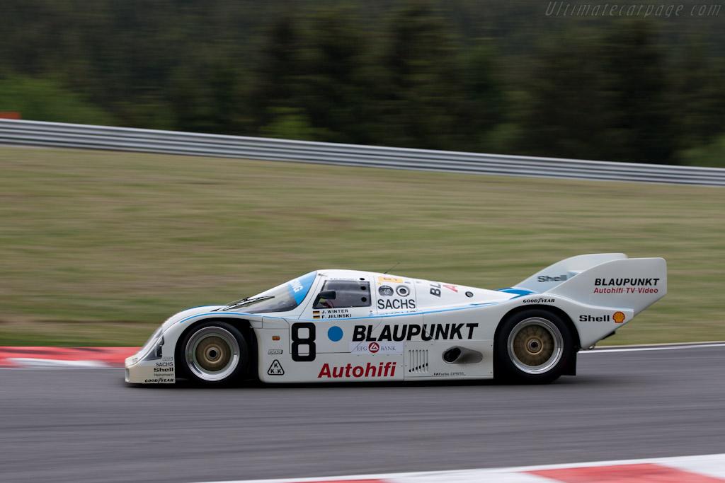 Porsche 962 - Chassis: 962-116   - 2011 Spa Classic