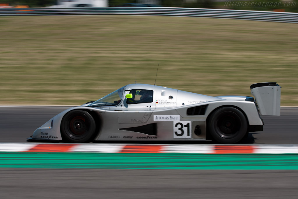 Sauber Mercedes C11    - 2011 Spa Classic