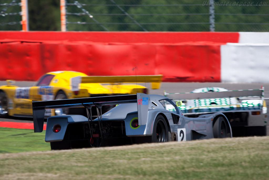 Sauber Mercedes C11 - Chassis: 89.C11.00   - 2011 Spa Classic